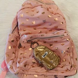 New without tags cat backpack 🎒